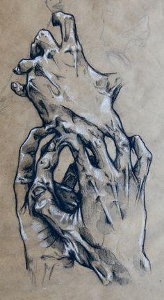 Owen Dodgen, A.N. McCallum High School, Austin Texas. ....AP Central - Exams: 2013 Studio Art Drawing Portfolio Student Samples