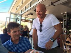 Chef Matt Moran @NorthBondiFish