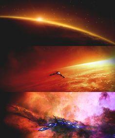 Islanded in a Stream of Stars Mass Effect Ships, Mass Effect Games, Mass Effect 1, Mass Effect Universe, Vampire Masquerade, Star Trek Starships, Sr1, Spaceship Concept, Fantasy Landscape