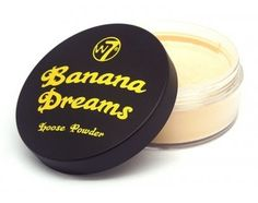 Holy Grail Kim Kardashian! W7 Make-Up Banana Dreams Banana Powder - Poeder - Make-Up Musthaves