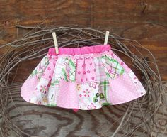 Baby Bloomers skirted diaper coverSpring Pink by SouthernSister2, $19.95
