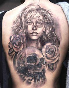 Tattoo Artist - Miguel Bohigues | Tattoo No. 6659