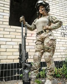 What is war for you❓ Military Women, Military Fashion, Outdoor Girls, Warrior Girl, Beautiful Girl Image, Character Outfits, Girl Photos, Asian Girl, Instagram