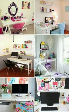 Cute desk ideas
