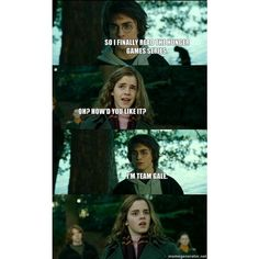 Hunger Games memes ❤ liked on Polyvore
