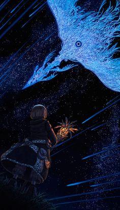 Alina & the Firebird (渡 太一)