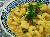 Cantinho Vegetariano: Sopa de Chuchu com Feijão (vegana)