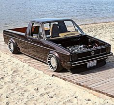 VW Golf Mk1 Caddywith