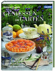 Kochen, backen, dekorieren und genie�en im Garten.