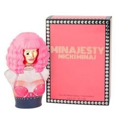 Minajesty by Nicki Minaj is one of those perfumes that's light enough for the day but strong enough for a night out.
