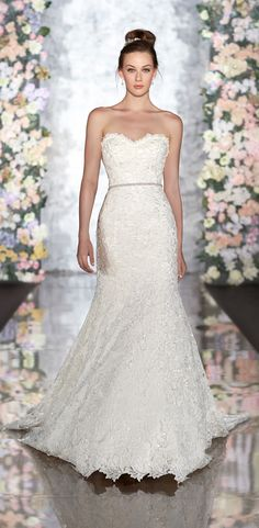 Martina Liana Spring 2014 - Belle the Magazine . The Wedding Blog For The Sophisticated Bride