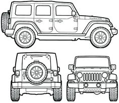 Find the desired and make your own gallery using pin. Safari clipart jeep drawing - pin to your gallery. Explore what was found for the safari clipart jeep drawing Jeep Wrangler Rubicon, Jeep Wrangler Unlimited, Jeep Xj, Car Design Sketch, Car Sketch, Jeep Drawing, Jeep Decals, Jeep Stickers, Jeep Wrangler Accessories
