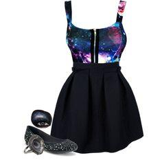 2 Cute Clothing Dresses Black Beautiful