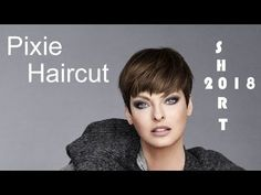 Trend Pixie Haircuts For Short Hair 2018  - Most Preferred Short Hairstyles 2019 - YouTube