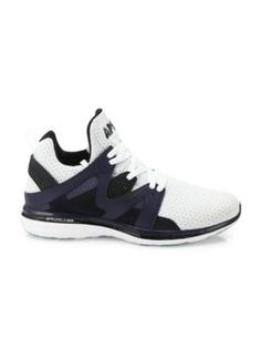 9e1e70ad06b APL ATHLETIC PROPULSION LABS Ascend Honeycomb Mesh Hi-Top Sneakers.   aplathleticpropulsionlabs  shoes