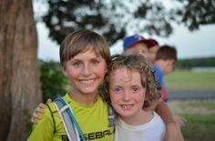 What makes summer camp special? Community. #camp #summercamp #jewishsummercamp
