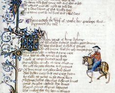 Wife of Bath? [image label] Chaucer's poetry of Joan of Arc? The timelines don't quite coincide, or do they?