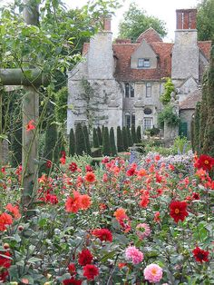 Garsington Manor, Oxfordshire
