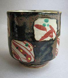 Yunomi, Tea Cup; Mashiko-yaki, Isamu Tagami (item #1255699)