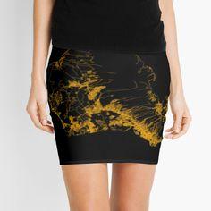 Waist Skirt, High Waisted Skirt, Honolulu Hi, Background Patterns, Canvas Prints, Boutique, Brown, Skirts, Design