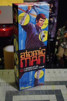 David W., IN - Atomic Man