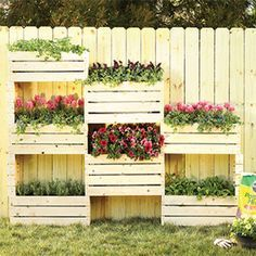 How to Make a Vertical Garden Wall | Garden Club