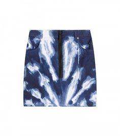 Dsquared2 Tie Dye Skirt