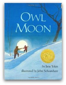 owl moon with owl craft