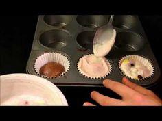 How to Make Ice Cream Cupcakes