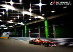Singapore F1 - 2016 Formula 1 Night Race - Win - Wallpapers - Singapore Grand Prix