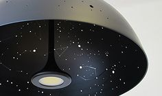 Starry Light by Anagraphic is a lamp collection born from the collaboration between graphic designer Anna Farkas and interior designer Miklós Batisz. Based on Anna's original idea of a lamp as an art piece, created for the 2500 Watt exhibition (Budapest, 2011)