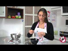 Cookies sem glúten e sem lactose com o resíduo do leite vegetal - YouTube