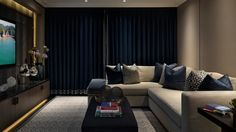 Stunning Modern Sofas In Living Room Projects By Finchatton | Finchatton is an interior design firm based in London known for creating effortless elegance and timeless modernity. Here are their most stunning living room projects with modern sofas to inspire you! See more at: http://modernsofas.eu/2016/06/06/stunning-modern-sofas-living-room-projects-finchatton/