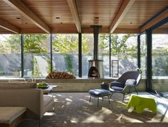 wheeler kearns architects / orchard willow residence, chicago