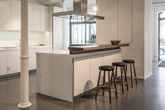 next125 musterküche design küche mit einklappbaren griffen