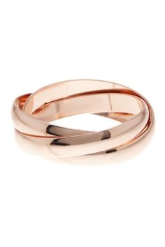 Infinity Bands Ring by Sapanyu on @HauteLook