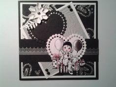 Marianne Design, Scrapbooking, Pretty, Cards, Handmade, Nice Map, Children, Red, Scrapbooks