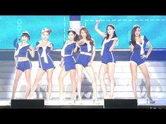 티아라(T-ara) - 완전 미쳤네(So Crazy) @인기가요 Inkigayo 20150816