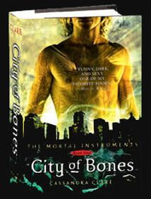 By Cassandra Clare - Mortal Instruments  Series - Book 1    YA Urban Fantasy