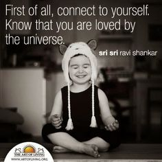 Quotes by Sri Sri Ravi Shankar: Quotes on Self Realization