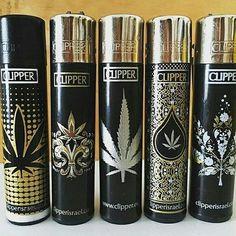 Clipper/® Lot de 2 briquets /à briquets Splattes