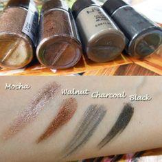 No blog comprinhas de pigmentos NyX www.jessicagbranco.blogspot.com #nyxcosmetics #cosmetics #makeup