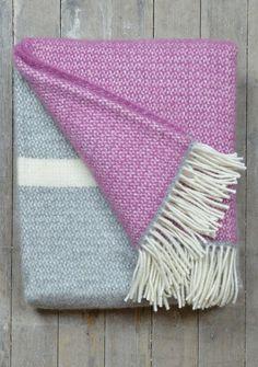 Lifestyle New Wool Blanket  | The Tartan Blanket Co.