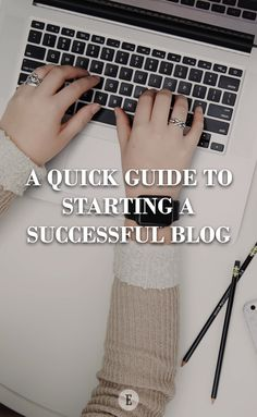 Blogging can still form the basis of a successful internet venture.