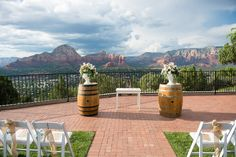 Sedona Wedding Sky Ranch Lodge Bustle And P Events