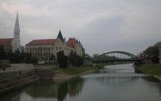 Zreňanín - Ústredné mestské jazero