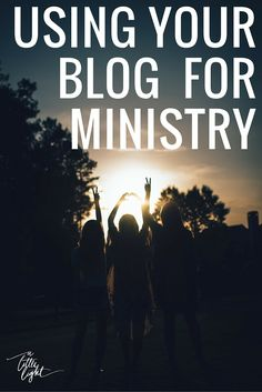 Using Your Blog For Ministry | What does it look like to use your blog to share your faith? Check out this collaborative interview of three Canadian Christian bloggers.
