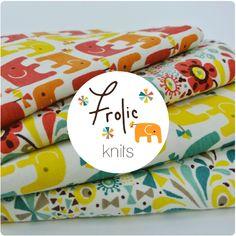 FabricWorm: Fabricworm Giveaway: 2 Free Yards of Folic Knits