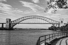 Famous Arch Bridges | Hellgate Bridge: