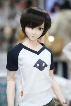 Smart Doll Eiji Seiun by kuronekodaisuki